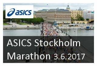 Asics maraton