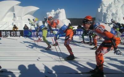 Vasaloppet China 4.1.2019 – Upea hiihtomatka Kiinaan