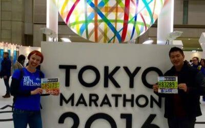 Nousevan auringon maraton – Tokio 2016