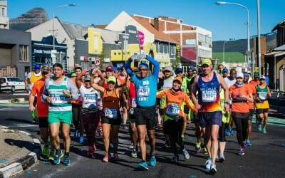 Two Oceans Ultra marathon 31.3.2018