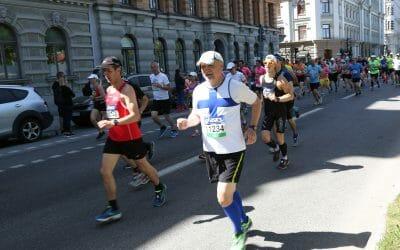 ASICS Stockholm marathon 30.5.2020
