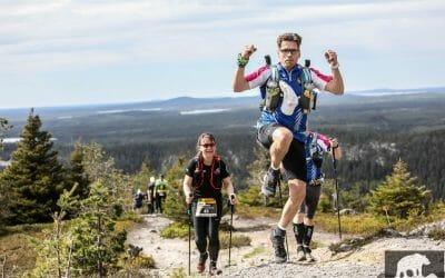 NUTS Ylläs Pallas Express -polkujuoksujuna 12-13.7.2019