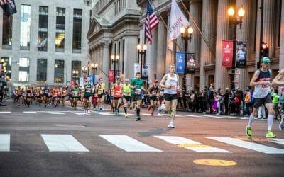 Chicago marathon lokakuussa 2020